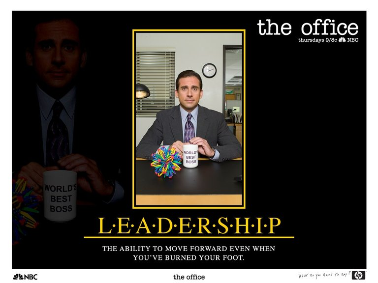 Leadership - Michael Scott