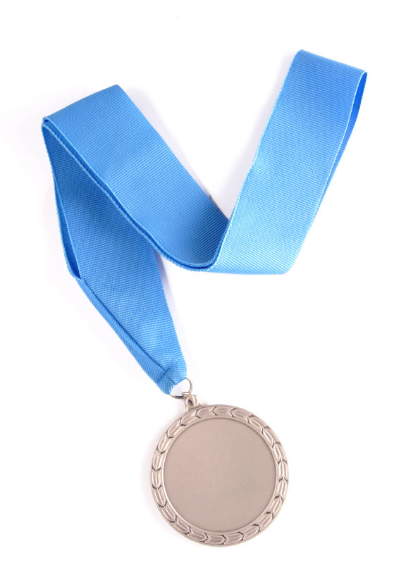 Office Olympics Medal