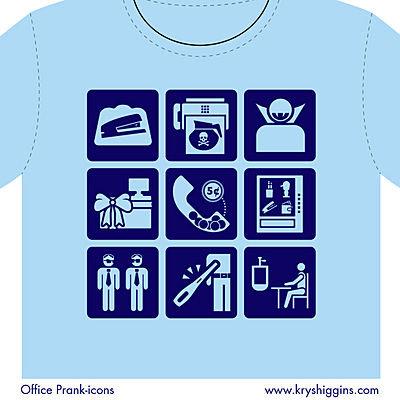 Office Prank Icons