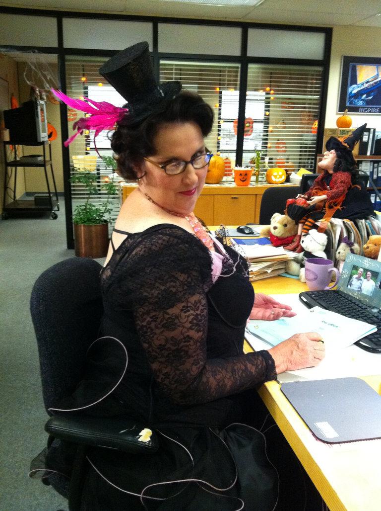 Phyllis: Plyllis McSassy
