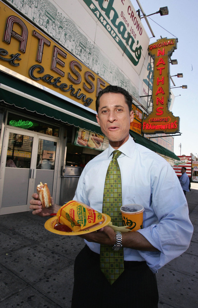 Representative Anthony Weiner File Photos