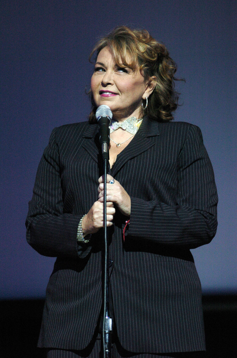 Roseanne Barr Kicks Off the First Annual New York Comedy Festival