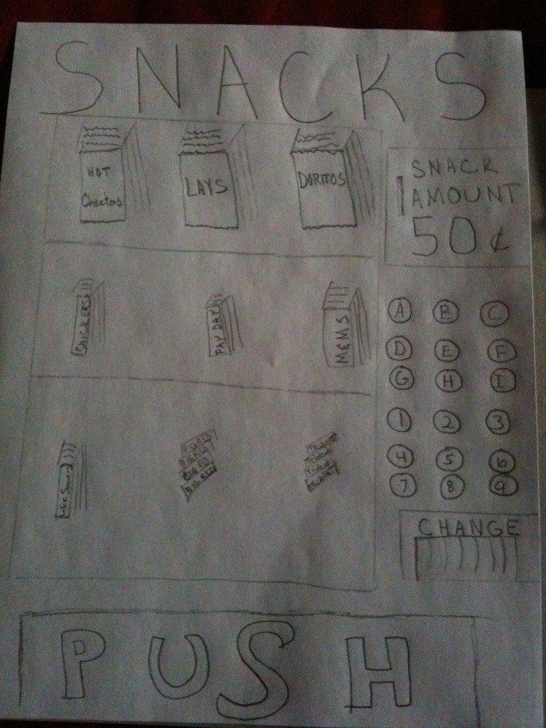 Vending Machine!!