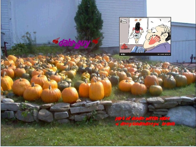 its my halloween picture