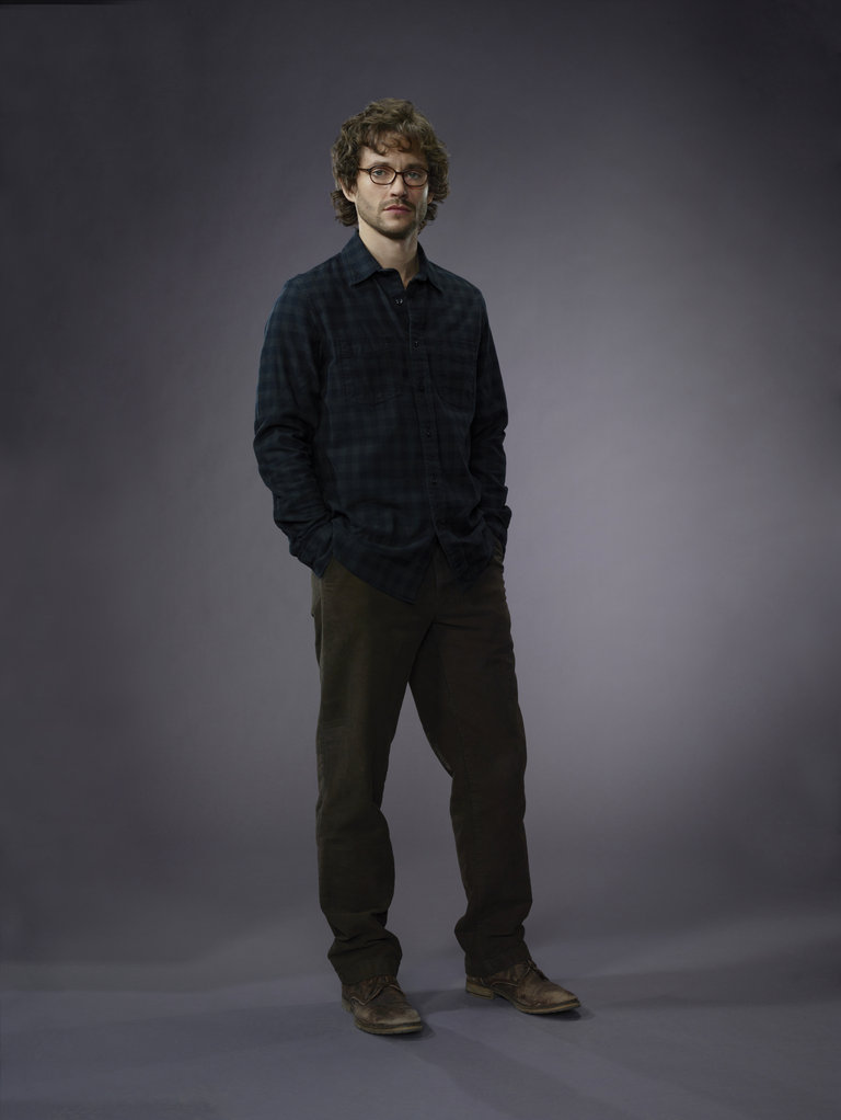 Pictured: Hugh Dancy as Will Graham -- (Photo by: Michael Muller/NBC/NBCU Photo Bank)