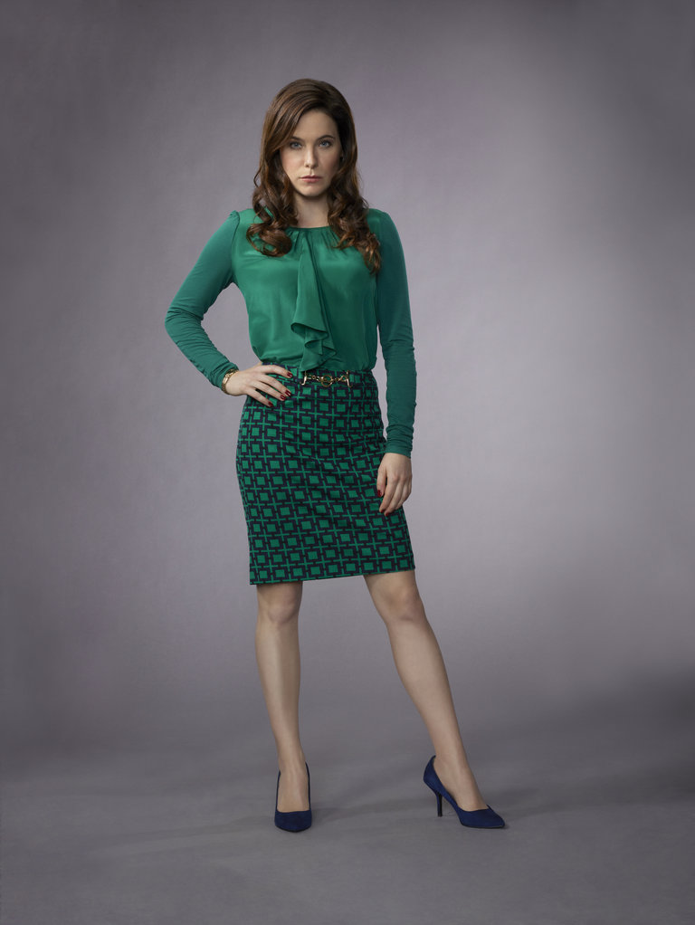 Pictured: Caroline Dhavernas as Dr. Alana Bloom -- (Photo by: Michael Muller/NBC/NBCU Photo Bank)