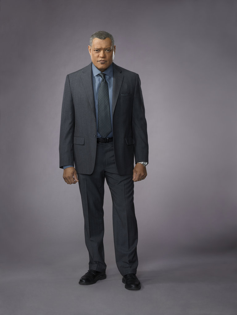 Pictured: Laurence Fishburne as Jack Crawford -- (Photo by: Michael Muller/NBC/NBCU Photo Bank)
