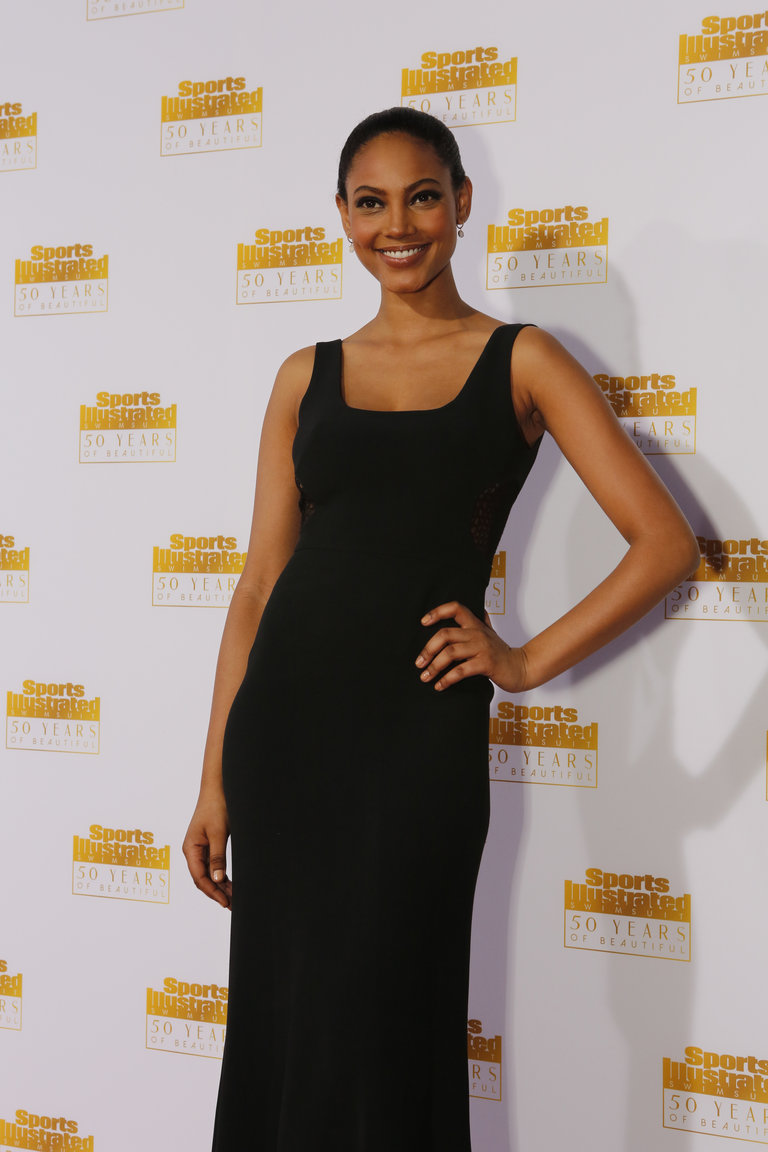 Pictured: Ariel Meredith -- (Photo by: Vivian Zink/NBC/NBCU Photo Bank)
