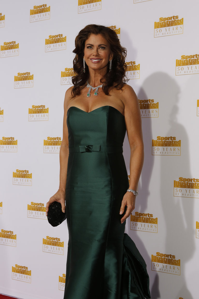 Pictured: Kathy Ireland -- (Photo by: Vivian Zink/NBC/NBCU Photo Bank)