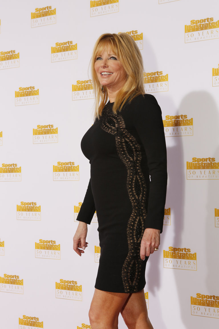 Pictured: Cheryl Tiegs -- (Photo by: Vivian Zink/NBC/NBCU Photo Bank)