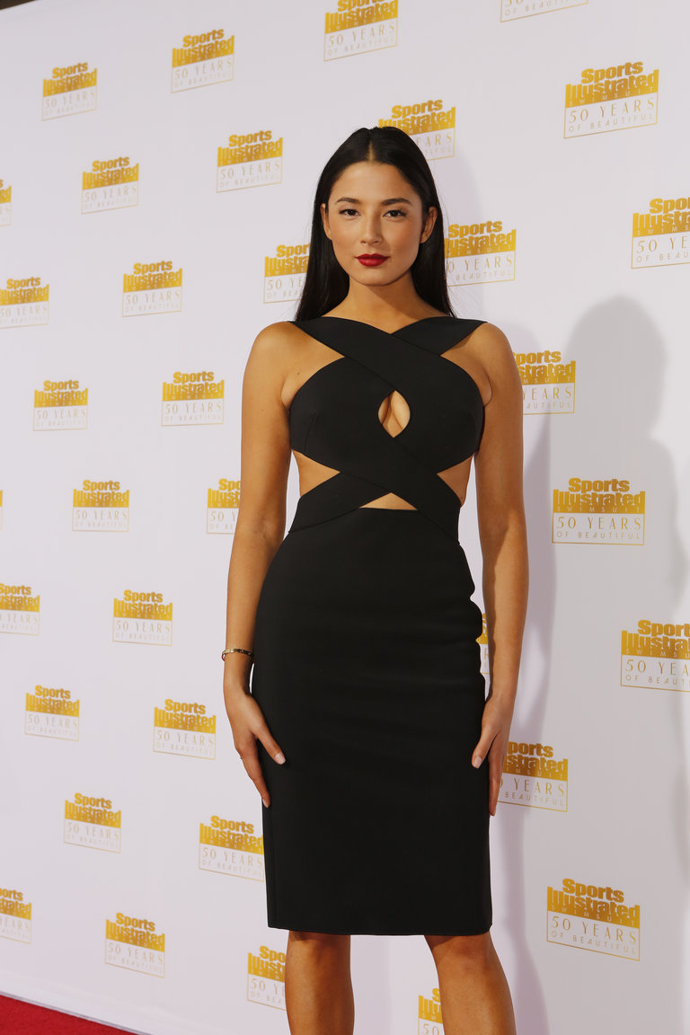 Pictured: Jessica Gomes -- (Photo by: Vivian Zink/NBC/NBCU Photo Bank)