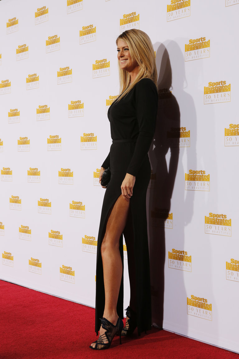 Pictured: Rachel Hunter -- (Photo by: Vivian Zink/NBC/NBCU Photo Bank)