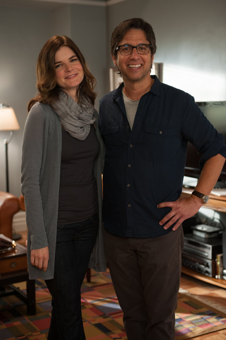 Betsy Brandt Guest Stars as Sandy