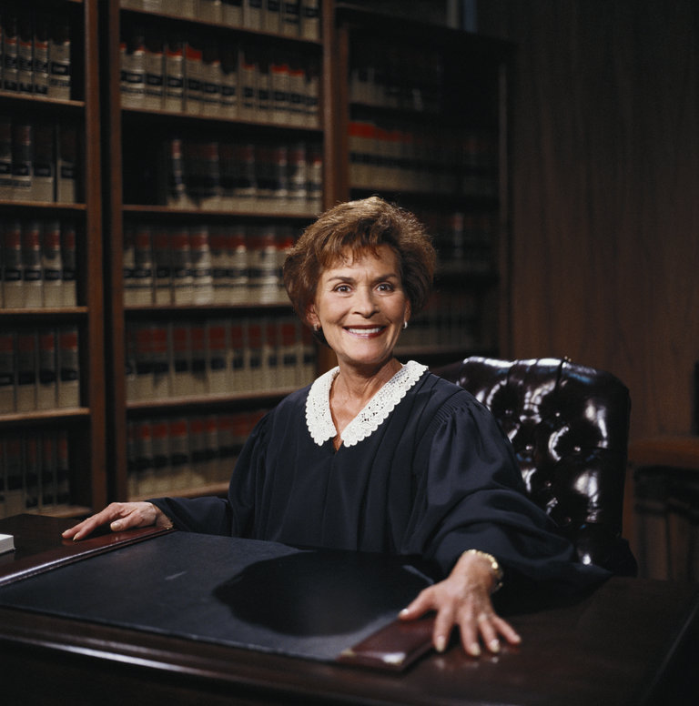 Judge Judith Sheindlin