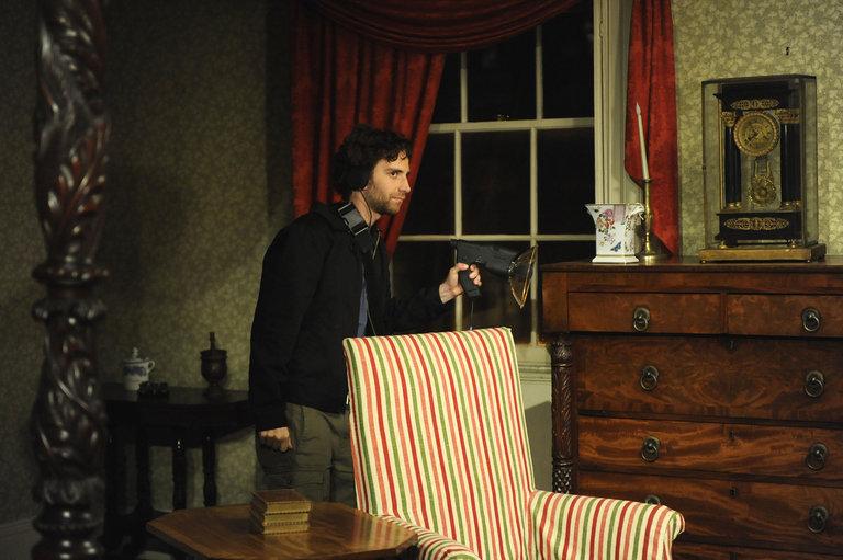 From the Set: Jim Carrey and Iggy Azalea