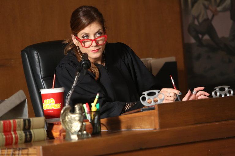 Bad Judge