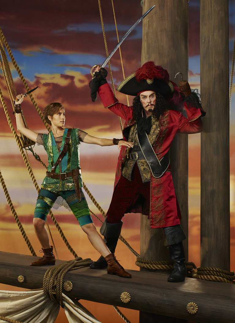 The History of Peter Pan