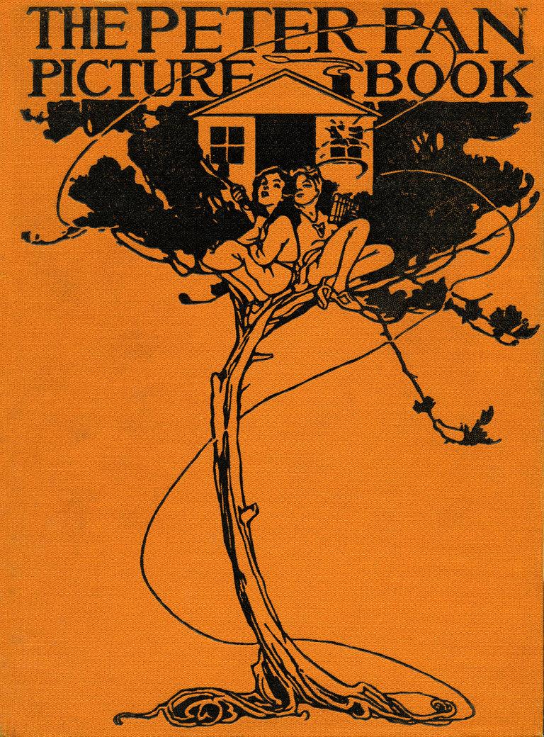 Arthur Rackham Illustrates Peter Pan