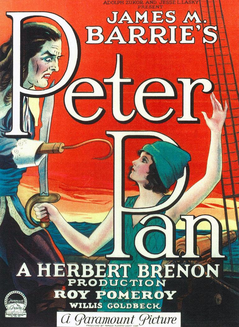 Peter Pan, the Silent Film