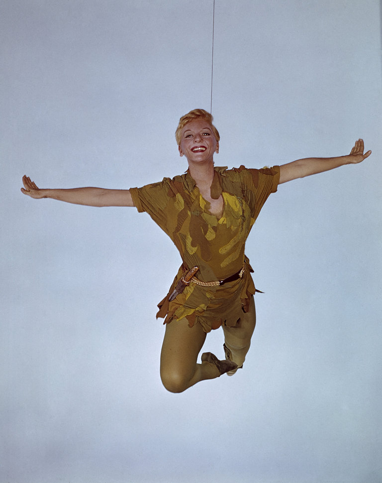 Peter Pan Live in 1955 on NBC!