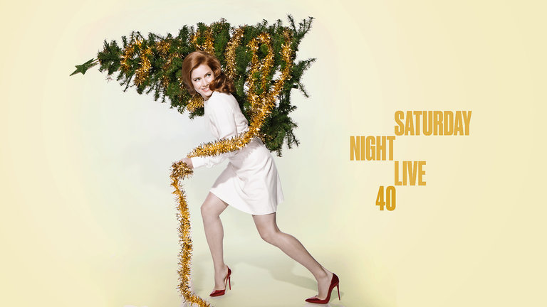 Amy Adams and One Direction Bumper Photos