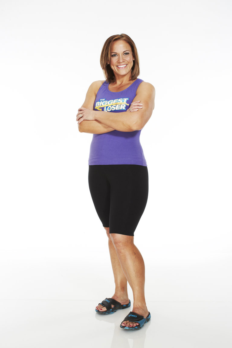 jen from biggest loser dating On people now, the biggest loser trainers jessie pavelka and jen widerstrom demonstrate some exercises using resistance bands.