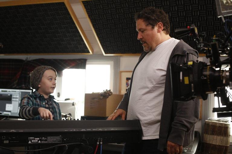 ABOUT A BOY -- Pilot -- Pictured: -- (Photo by: Jordin Althaus/NBC)