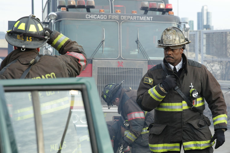 "CHICAGO FIRE -- ""Virgin Skin"" Episode 214 -- Pictured: -- (Photo by: Elizabeth Morris/NBC)"
