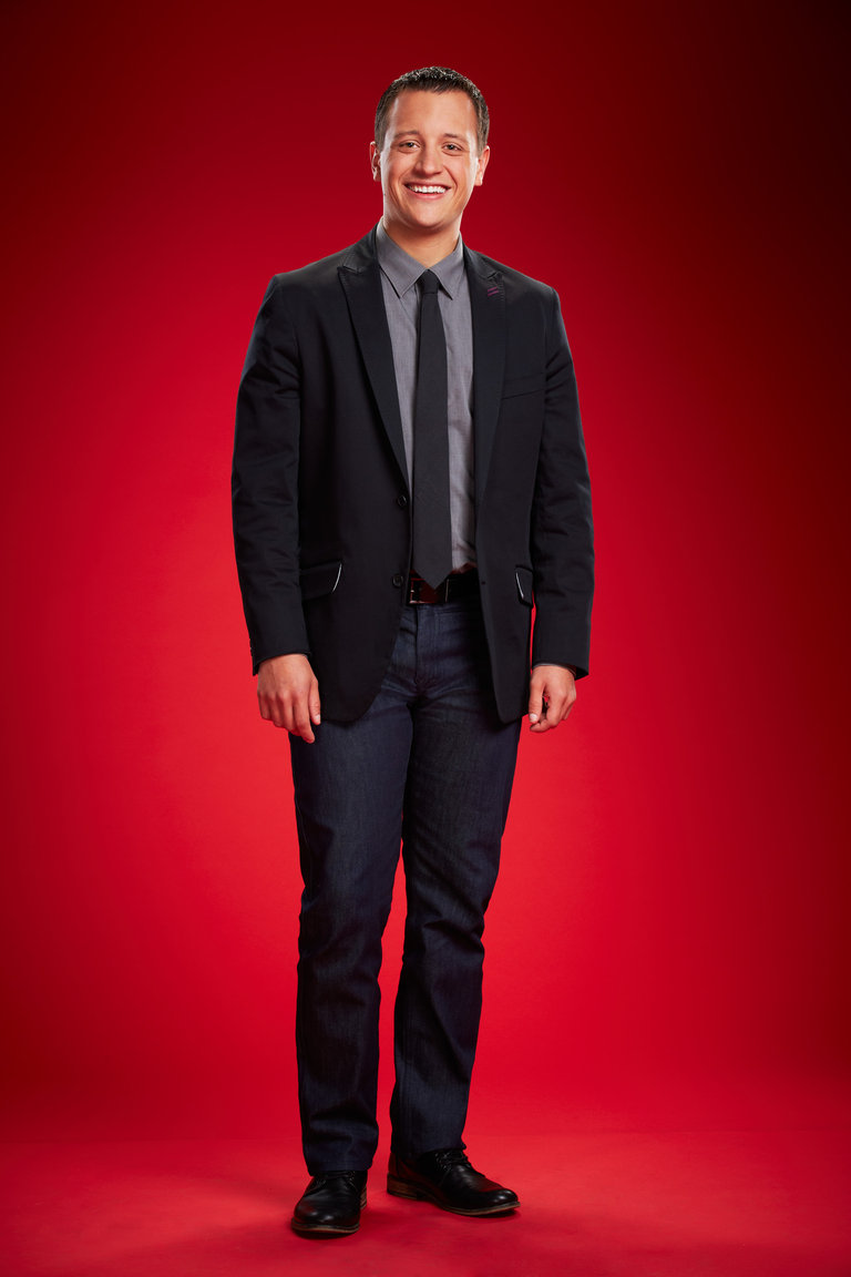 THE VOICE -- Season: 6 -- Pictured: Noah Lis -- (Photo by: Paul Drinkwater/NBC)