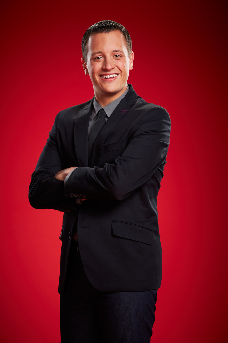 THE VOICE -- Season: 6 -- Pictured: Noah Lis -- (Photo by: Paul Drinkwater/NBC).(FSR:AA)