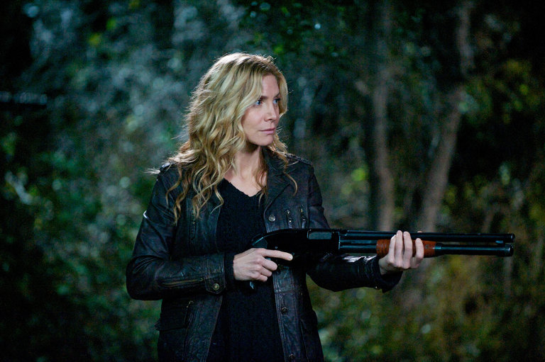 Pictured: Elizabeth Mitchell as Rachel Matheson -- (Photo by: Felicia Graham/NBC/NBCU Photo Bank)