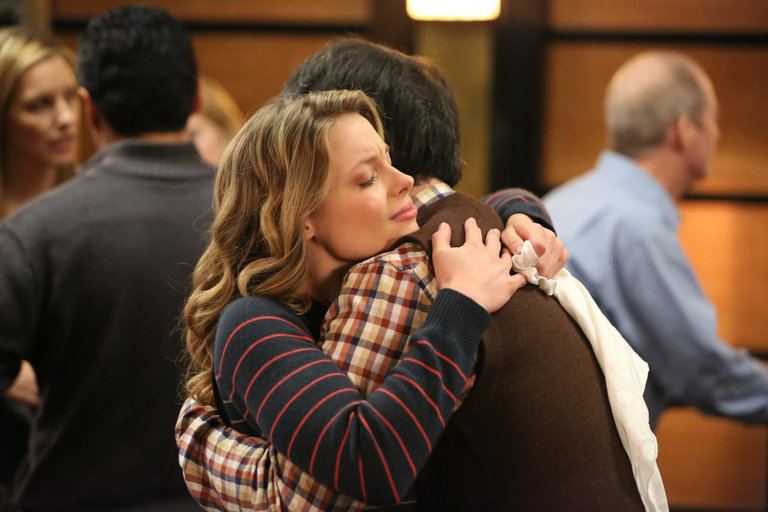 "COMMUNITY -- ""Bondage and Beta Male Sexuality"" Episode 507 -- Pictured: Gillian Jacobs as Britta -- (Photo by: Adam Taylor/NBC)"