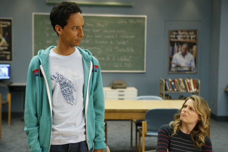 "COMMUNITY -- ""Bondage and Beta Male Sexuality"" Episode 507 -- Pictured: -- (Photo by: Jordin Althaus/NBC)"
