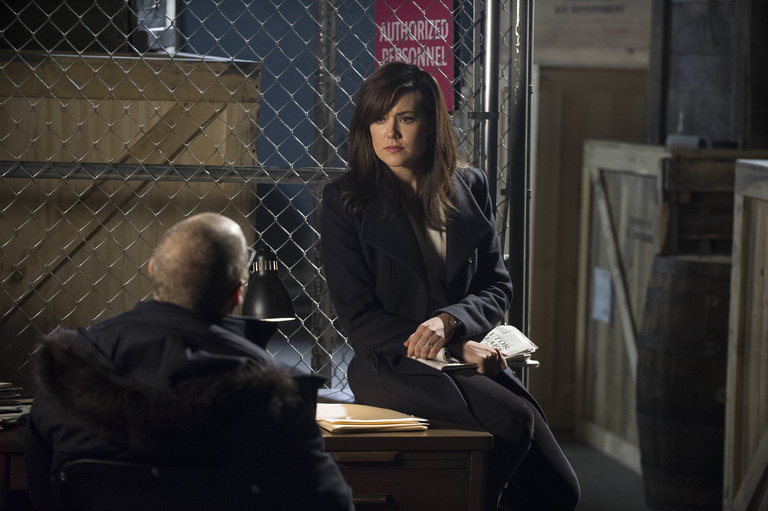 "Photo from the episode ""The Judge"""