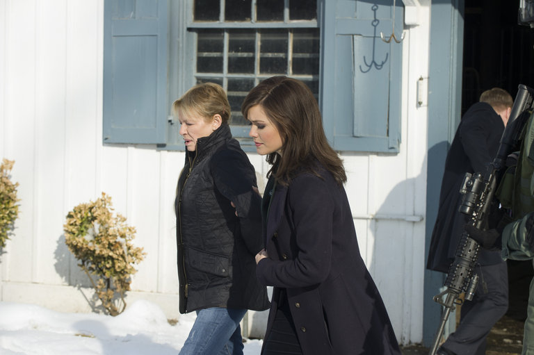 """Photo from the episode """"The Judge"""""""