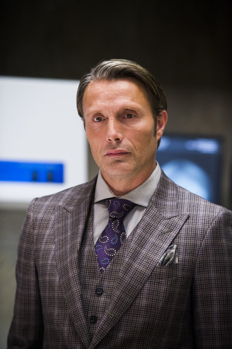 "HANNIBAL -- ""Kaiseki"" Episode 201 -- Pictured: (l-r)  -- (Photo by: Brooke Palmer/NBC)"