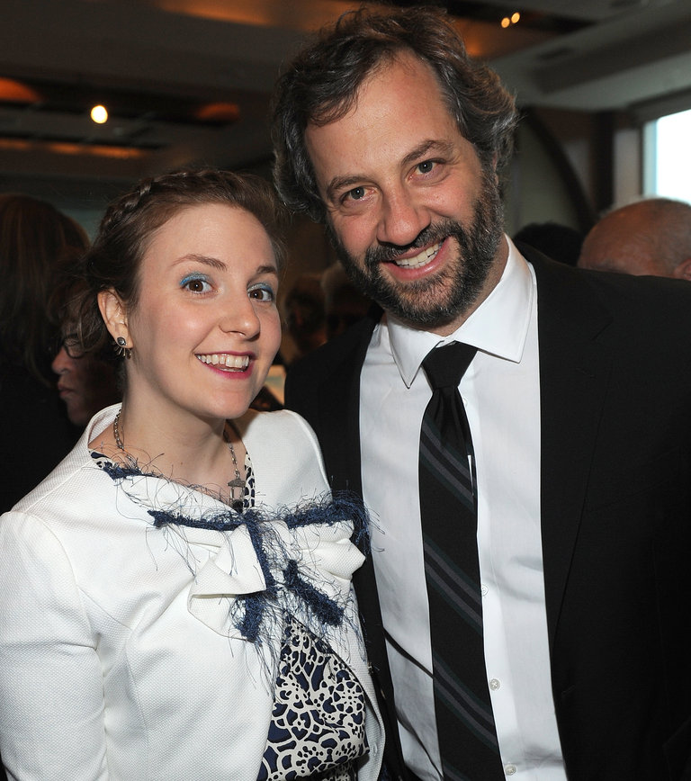 "Working with Judd Apatow, Dunham created three episodes of her HBO series ""Girls,"" which were screened at the 2012 SXSW fest and met with positive response."