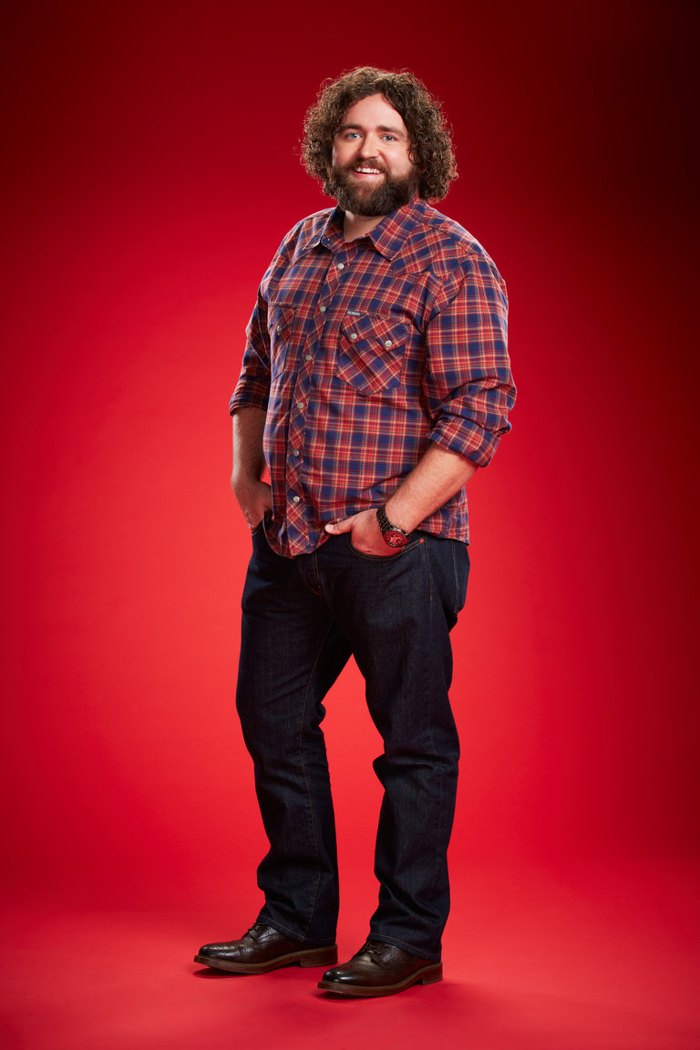 THE VOICE -- Season: 6 -- Pictured: Patrick Thomson -- (Photo by: Paul Drinkwater/NBC)