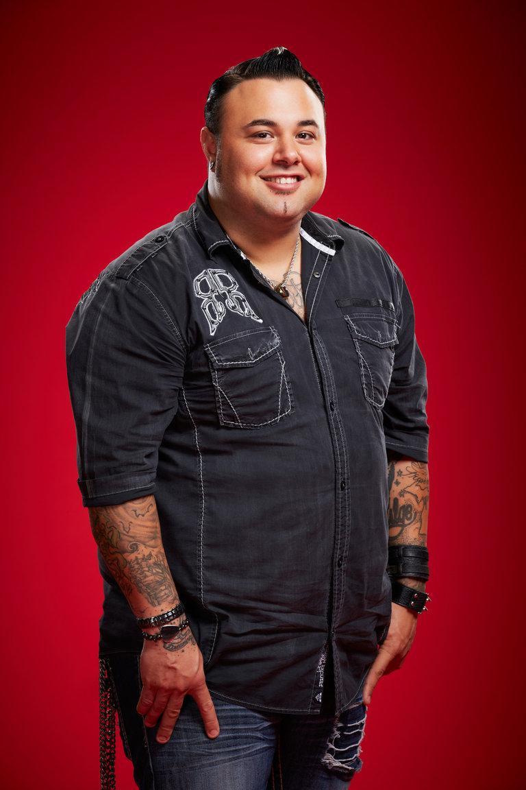 THE VOICE -- Season: 6 -- Pictured: Ryan White Maloney -- (Photo by: Paul Drinkwater/NBC)
