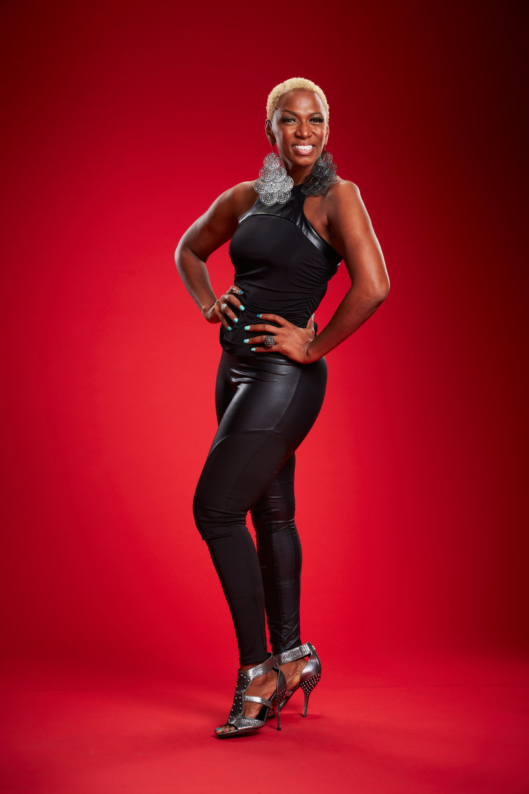 THE VOICE -- Season: 6 -- Pictured: Sisaundra Lewis -- (Photo by: Paul Drinkwater/NBC)