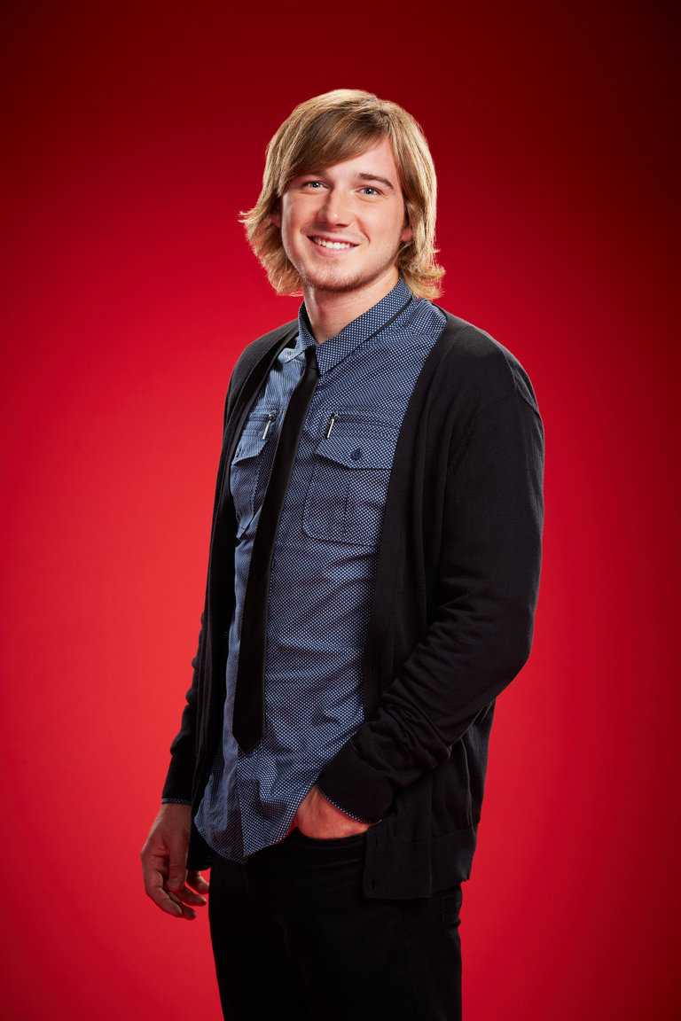 THE VOICE -- Season: 6 -- Pictured: Morgan Wallen -- (Photo by: Paul Drinkwater/NBC)