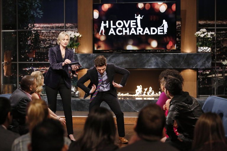 HOLLYWOOD GAME NIGHT -- Episode 210 -- Pictured: -- (Photo by: Trae Patton/NBC)