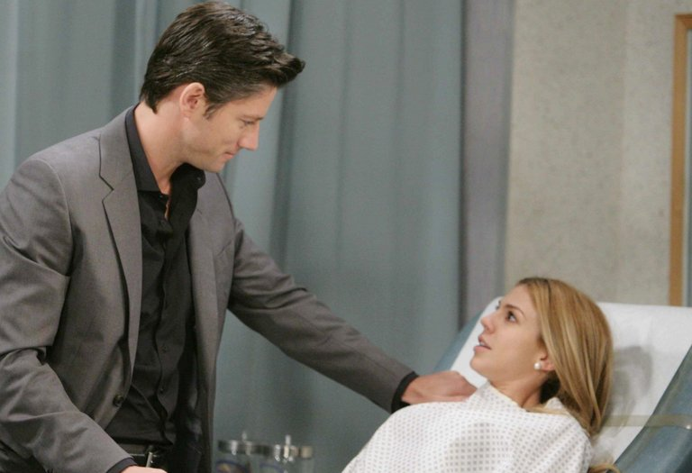 EJ receives stunning news about Abigail.