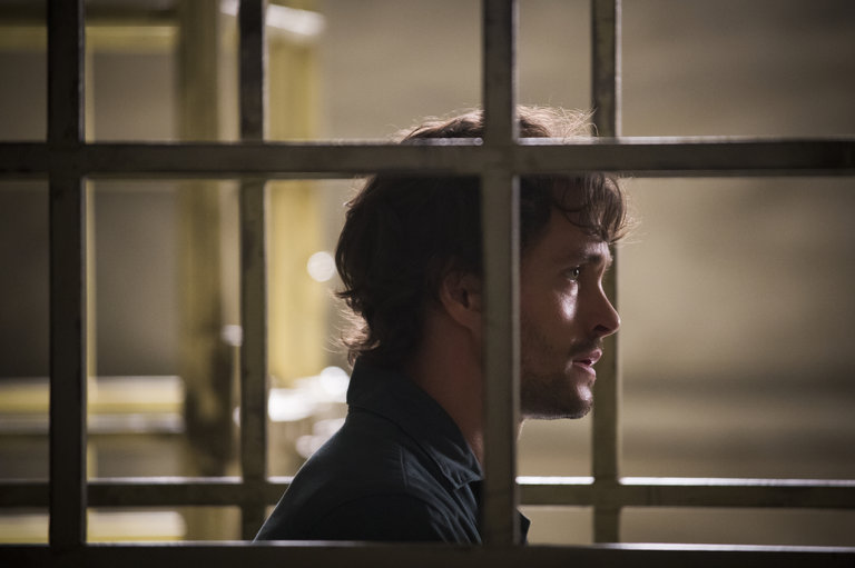 "HANNIBAL --""Sakizuki"" Episode 202 -- Pictured: Hugh Dancy as Will Graham  -- (Photo by: Brooke Palmer/NBC)"