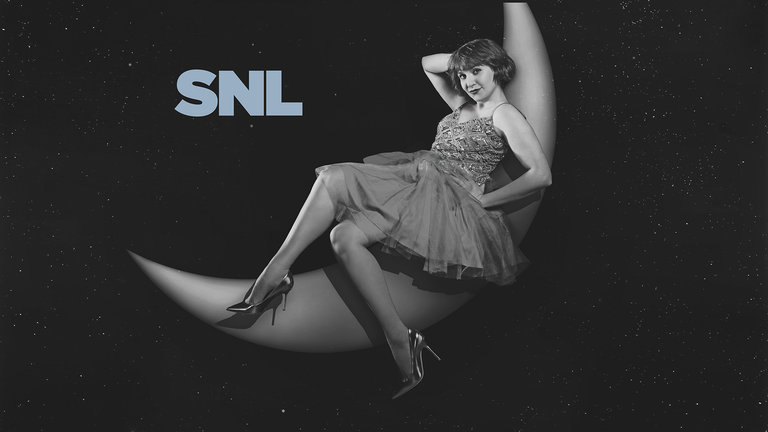 Lena Dunham hosts Saturday Night Live with musical guest The National on March 8, 2014!