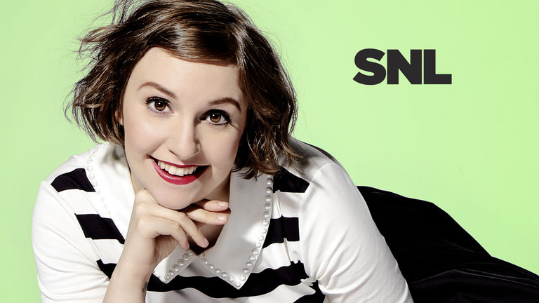 Lena Dunham host Saturday Night Live with musical guest The National on March 8, 2014!