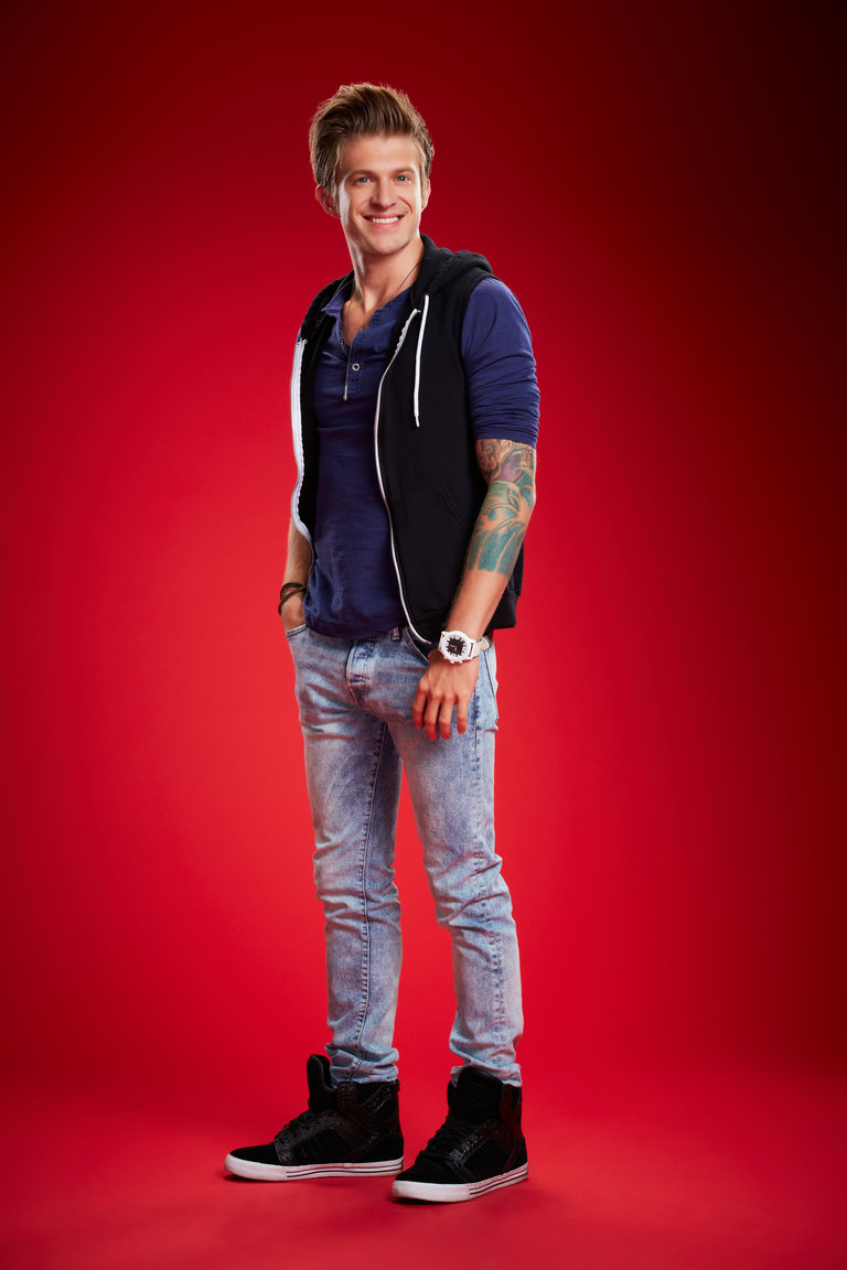 THE VOICE -- Season: 6 -- Pictured: Jake Barker -- (Photo by: Paul Drinkwater/NBC)