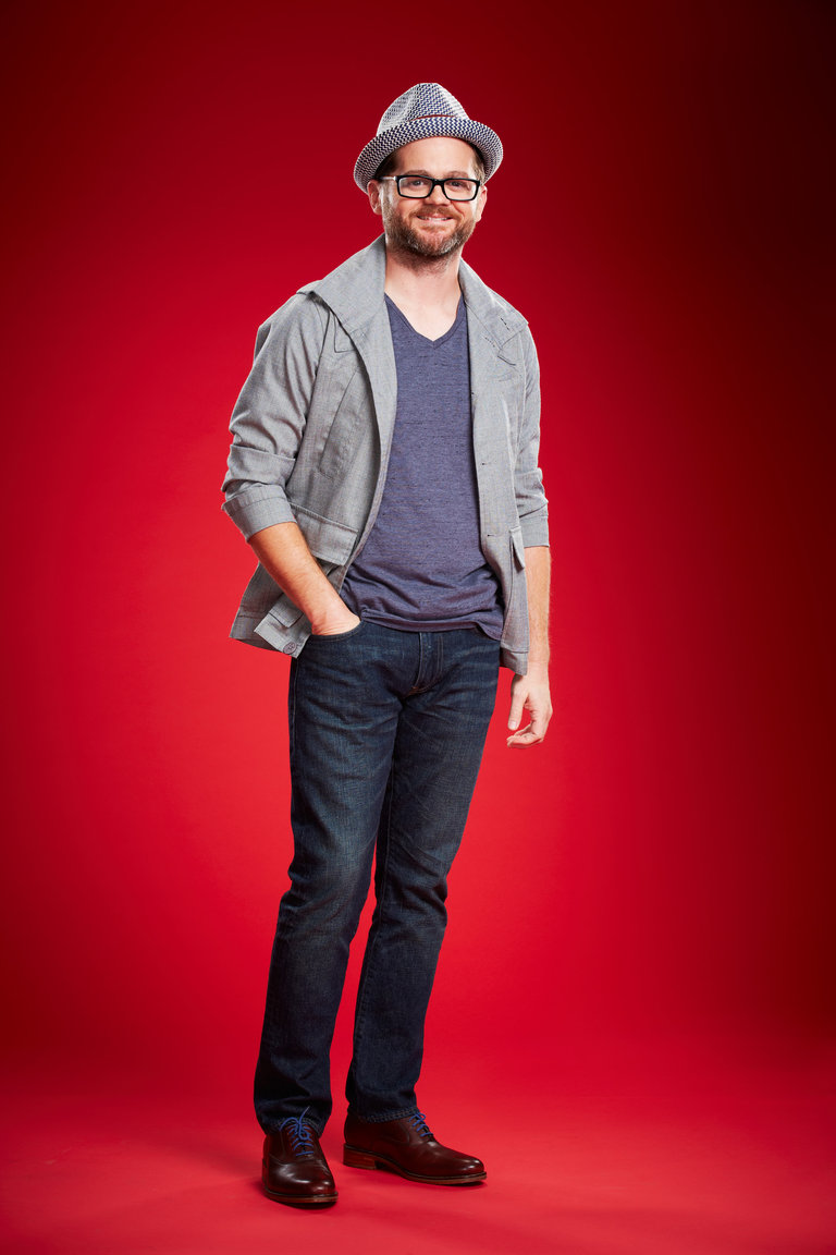 THE VOICE -- Season: 6 -- Pictured: Josh Kaufman -- (Photo by: Paul Drinkwater/NBC)