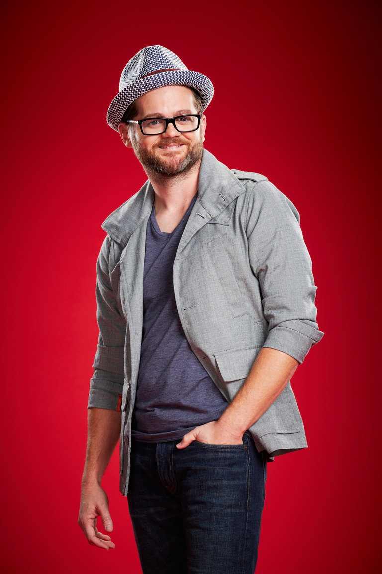 THE VOICE -- Season: 6 -- Pictured: Josh Kaufman -- (Photo by: Paul Drinkwater/NBC)