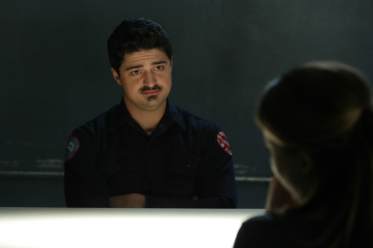 """Photo from the episode """"A Rocket Blasting Off"""""""